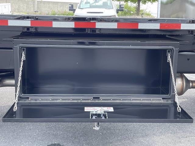 2021 Silverado 5500 Regular Cab DRW 4x2,  Morgan Truck Body Prostake Platform Body #MH803614 - photo 15
