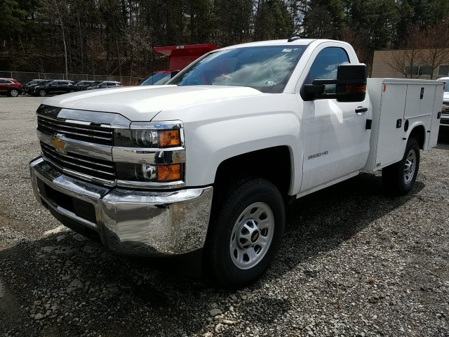 2017 Silverado 3500 Regular Cab 4x4, Knapheide Service Body #255735 - photo 1