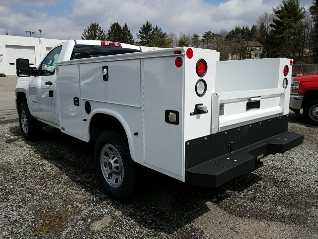 2017 Silverado 3500 Regular Cab 4x4, Knapheide Service Body #255735 - photo 2