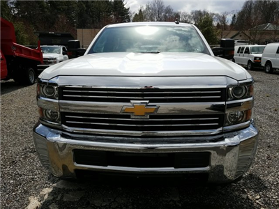 2017 Silverado 3500 Regular Cab 4x4, Knapheide Service Body #255735 - photo 4