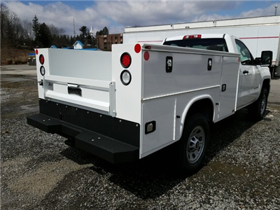 2017 Silverado 3500 Regular Cab 4x4, Knapheide Service Body #255735 - photo 7