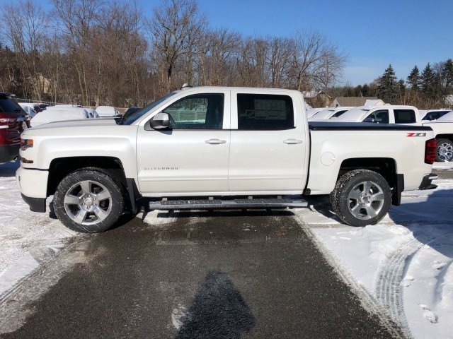 2018 Silverado 1500 Crew Cab 4x4, Pickup #260538 - photo 5