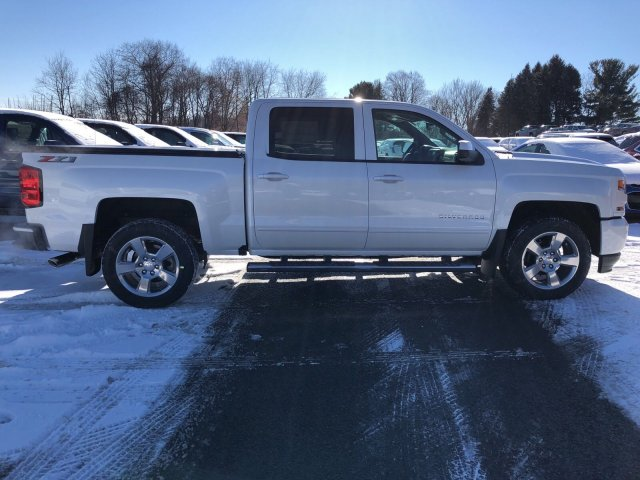2018 Silverado 1500 Crew Cab 4x4, Pickup #260538 - photo 8