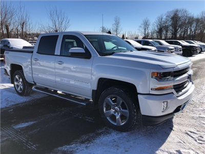 2018 Silverado 1500 Crew Cab 4x4, Pickup #260538 - photo 3