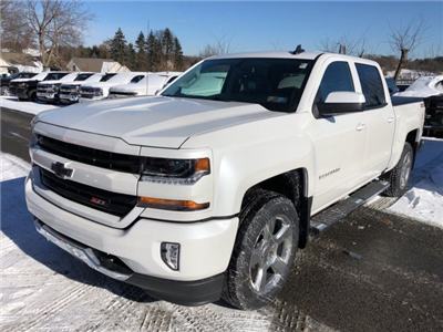 2018 Silverado 1500 Crew Cab 4x4, Pickup #260538 - photo 1