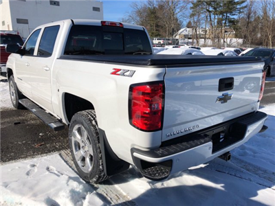 2018 Silverado 1500 Crew Cab 4x4, Pickup #260538 - photo 2