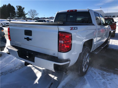 2018 Silverado 1500 Crew Cab 4x4, Pickup #260538 - photo 7
