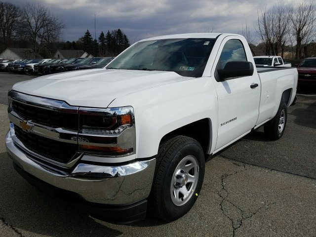 2018 Silverado 1500 Regular Cab 4x2, Pickup #284435   Photo ...