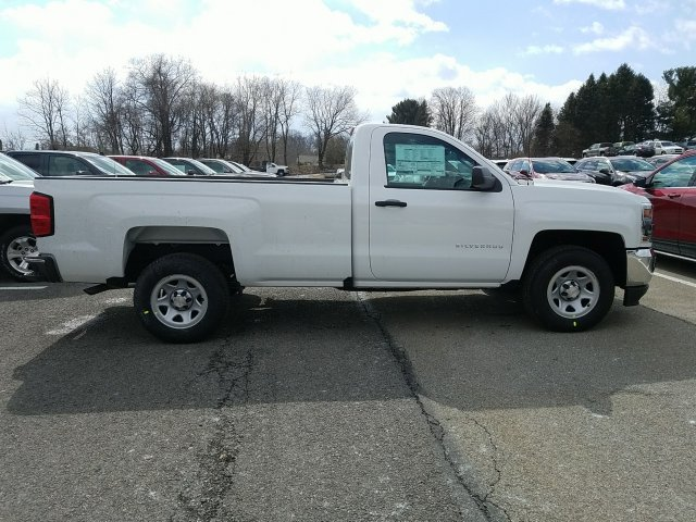 2018 Silverado 1500 Regular Cab 4x2,  Pickup #284435 - photo 8
