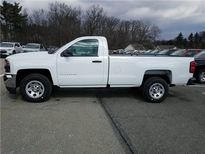 2018 Silverado 1500 Regular Cab 4x2,  Pickup #284435 - photo 5