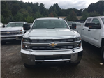 2017 Silverado 3500 Regular Cab 4x4, Knapheide Service Body #HZ250623 - photo 4