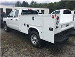 2017 Silverado 3500 Regular Cab 4x4, Knapheide Service Body #HZ250623 - photo 2