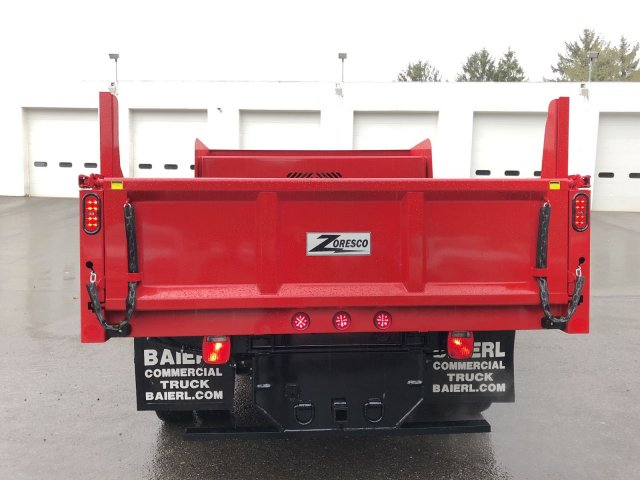 2017 Silverado 3500 Regular Cab DRW 4x4, Dump Body #HZ318074 - photo 6