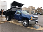 2017 Silverado 3500 Regular Cab DRW 4x4 Dump Body #HZ318637 - photo 3