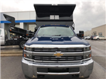 2017 Silverado 3500 Regular Cab DRW 4x4 Dump Body #HZ318637 - photo 4