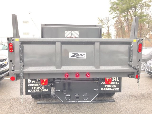 2017 Silverado 3500 Regular Cab DRW 4x4, Dump Body #HZ322161 - photo 6