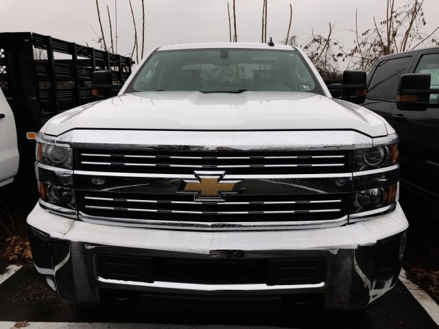 2017 Silverado 3500 Double Cab 4x4 Service Body #HZ371694 - photo 4