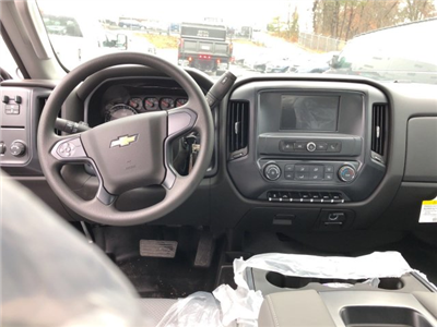2017 Silverado 3500 Double Cab 4x4 Service Body #HZ371694 - photo 12