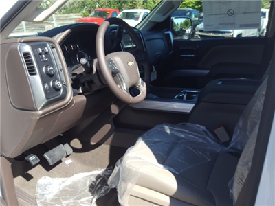 2018 Silverado 2500 Crew Cab 4x4 Pickup #JF135046 - photo 10
