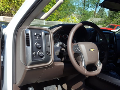 2018 Silverado 2500 Crew Cab 4x4 Pickup #JF135046 - photo 13