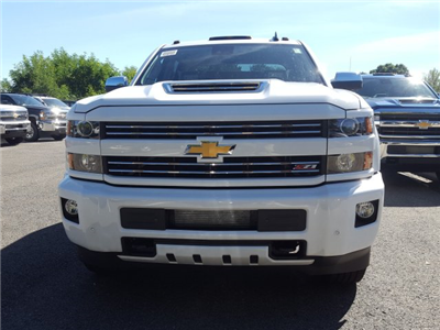 2018 Silverado 2500 Crew Cab 4x4 Pickup #JF135046 - photo 4