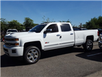 2018 Silverado 2500 Crew Cab 4x4 Pickup #JF135046 - photo 5