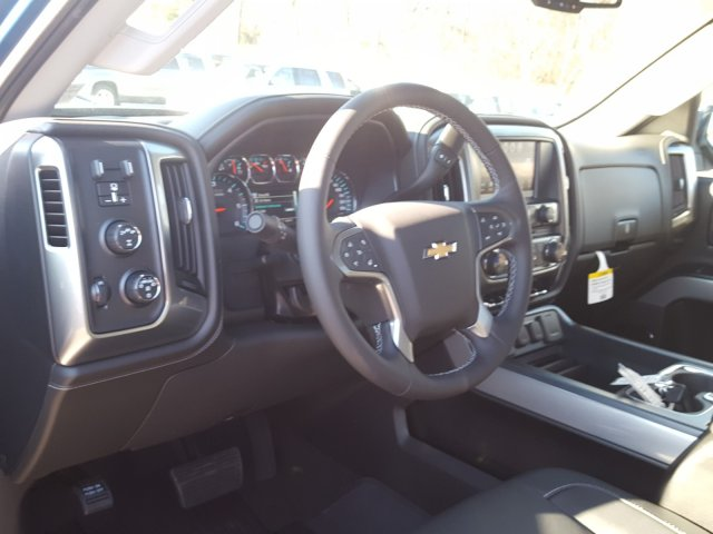 2018 Silverado 2500 Crew Cab 4x4 Pickup #JF155634 - photo 15