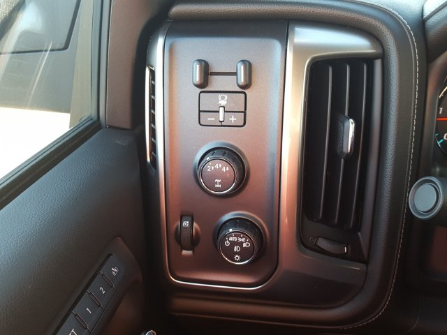 2018 Silverado 2500 Crew Cab 4x4 Pickup #JF155634 - photo 18