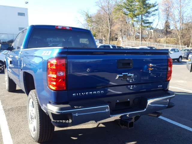 2018 Silverado 2500 Crew Cab 4x4 Pickup #JF155634 - photo 2