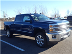 2018 Silverado 2500 Crew Cab 4x4 Pickup #JF155634 - photo 3