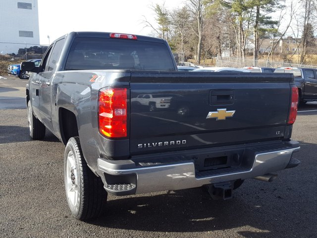 2018 Silverado 2500 Crew Cab 4x4, Pickup #JF187694 - photo 2