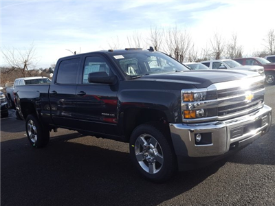 2018 Silverado 2500 Crew Cab 4x4 Pickup #JF187694 - photo 3