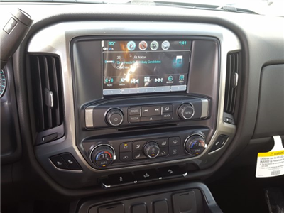 2018 Silverado 2500 Crew Cab 4x4 Pickup #JF187694 - photo 17
