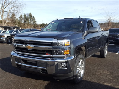 2018 Silverado 2500 Crew Cab 4x4 Pickup #JF187694 - photo 1