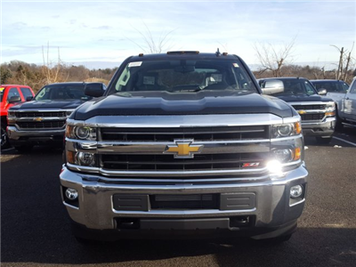 2018 Silverado 2500 Crew Cab 4x4, Pickup #JF187694 - photo 4