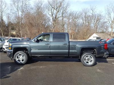 2018 Silverado 2500 Crew Cab 4x4 Pickup #JF187694 - photo 6