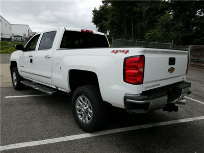 2018 Silverado 2500 Crew Cab 4x4,  Pickup #JF191423 - photo 2