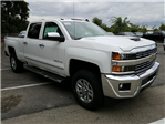 2018 Silverado 2500 Crew Cab 4x4,  Pickup #JF191423 - photo 3