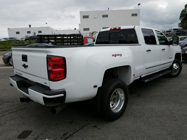 2018 Silverado 3500 Crew Cab 4x4,  Pickup #JF257314 - photo 7
