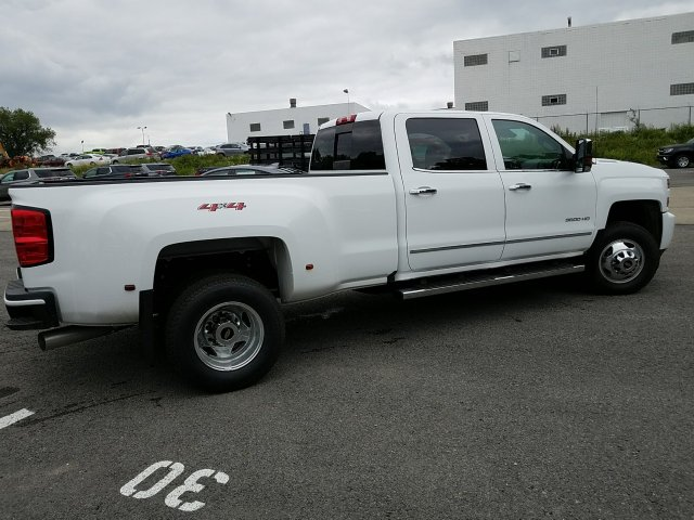 2018 Silverado 3500 Crew Cab 4x4,  Pickup #JF257314 - photo 8