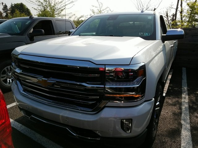 2018 Silverado 1500 Crew Cab 4x4,  Pickup #JG251403 - photo 4