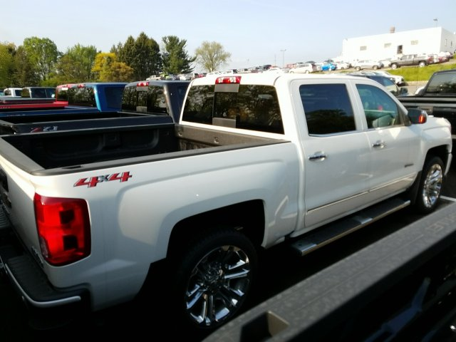 2018 Silverado 1500 Crew Cab 4x4,  Pickup #JG251403 - photo 8