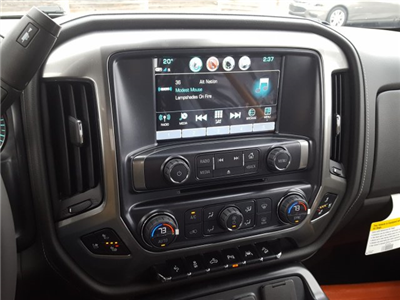 2018 Silverado 1500 Crew Cab 4x4, Pickup #JG252071 - photo 18