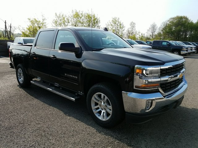 2018 Silverado 1500 Crew Cab 4x4,  Pickup #JG332174 - photo 3