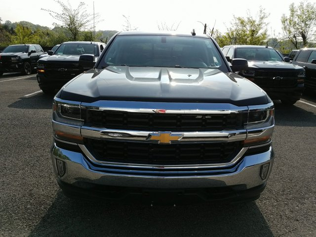 2018 Silverado 1500 Crew Cab 4x4,  Pickup #JG332174 - photo 4
