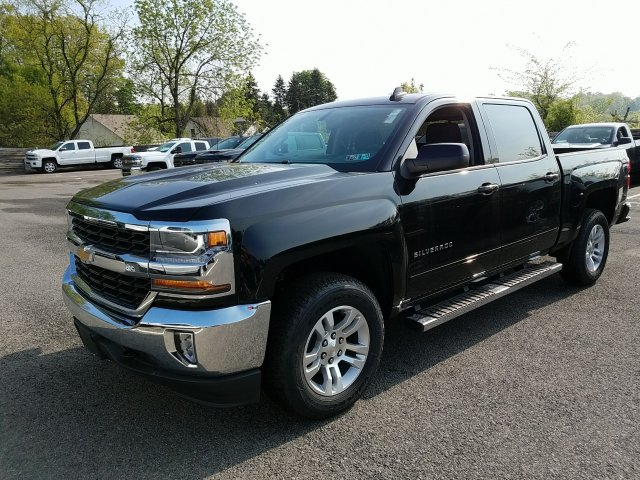 2018 Silverado 1500 Crew Cab 4x4,  Pickup #JG332174 - photo 1