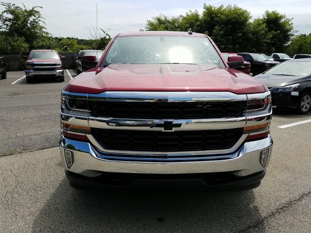 2018 Silverado 1500 Crew Cab 4x4,  Pickup #JG416367 - photo 4