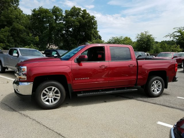 2018 Silverado 1500 Crew Cab 4x4,  Pickup #JG416367 - photo 5