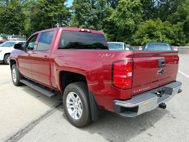 2018 Silverado 1500 Crew Cab 4x4,  Pickup #JG416367 - photo 2