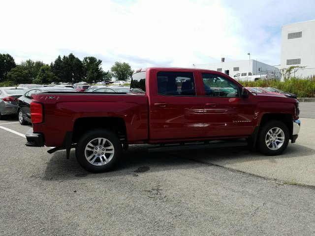 2018 Silverado 1500 Crew Cab 4x4,  Pickup #JG416367 - photo 8